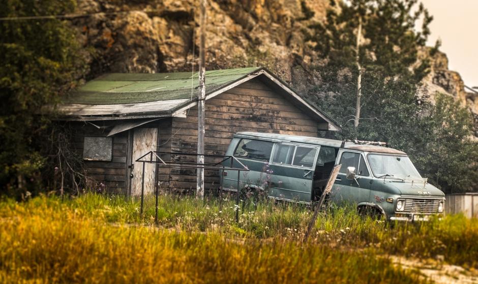 Oldtown Yellowknife