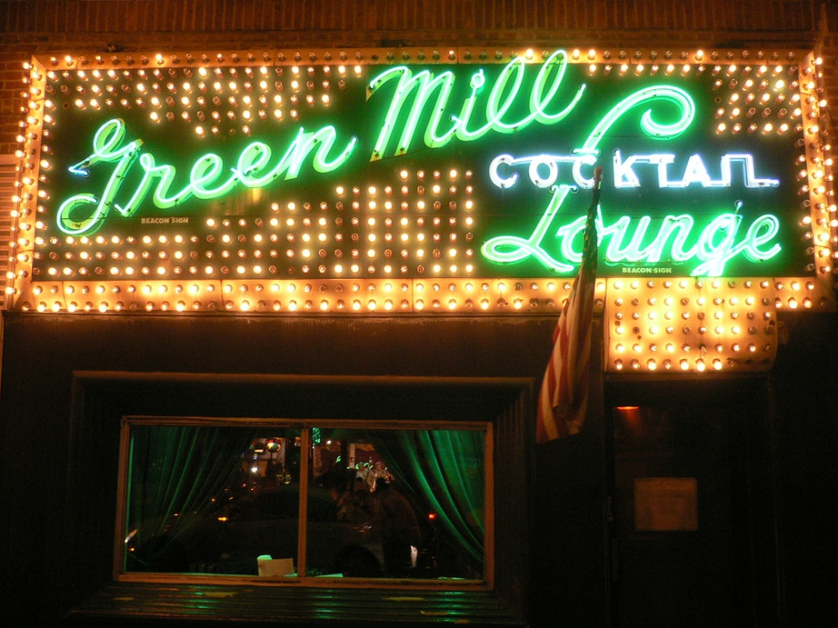 Prohibition era charm meets musical perfection at The Green Mill