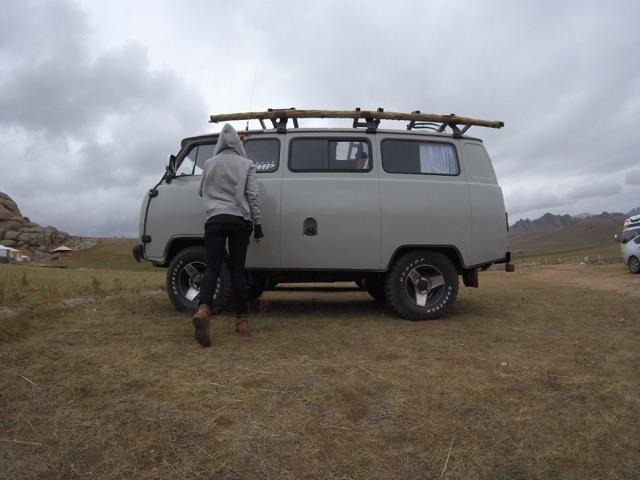 Emma, Mongolia