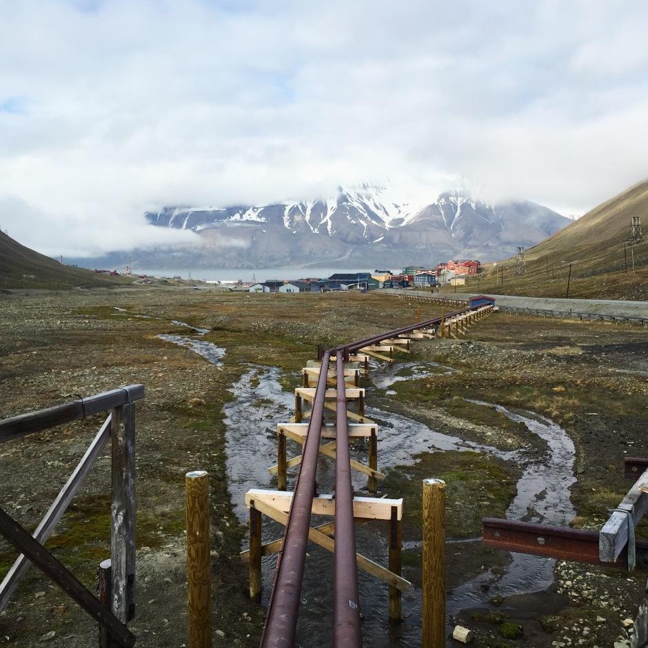 Fjord, Svalbard