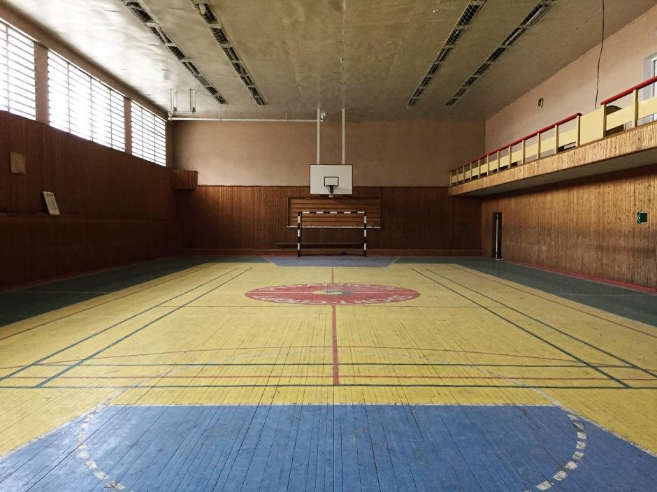 Gymnasium, Svalbard